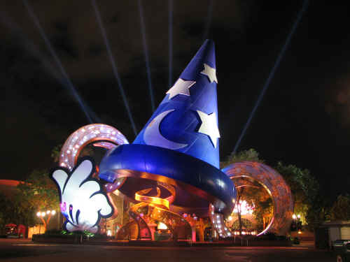 The Sorcerer's Hat at closing time