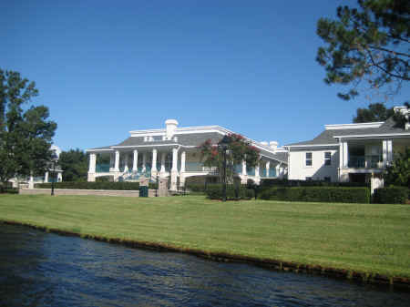 The mansions at Riverside